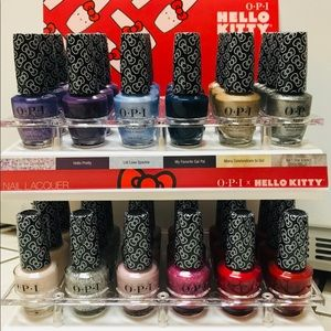 OPI Hello Kitty Let's Be Friends Set
